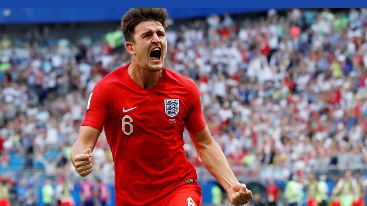 Timnas Inggris ketiban durian runtuh jelang lawan Skotlandia di Piala Eropa 2020, yakni kembalinya Harry Maguire. (foto: Reuters)