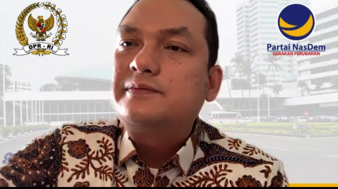 Wakil Ketua Komisi VI DPR RI Martin Manurung. (Foto: Foto:Screenshoot Webinar)