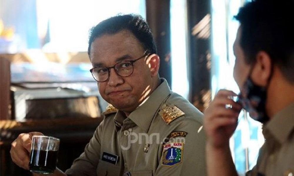 Gubernur DKI Anies Baswedan. FOTO: Antara