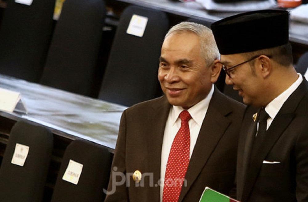 Gubernur Isran Noor Blak-blakan Kecewa ke Pemerintah Pusat, Kaget