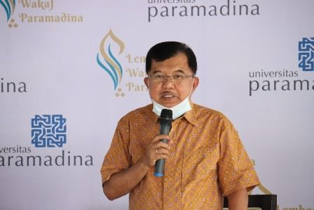 Mantan Wapres Jusuf Kalla. Foto: PR Paramadina