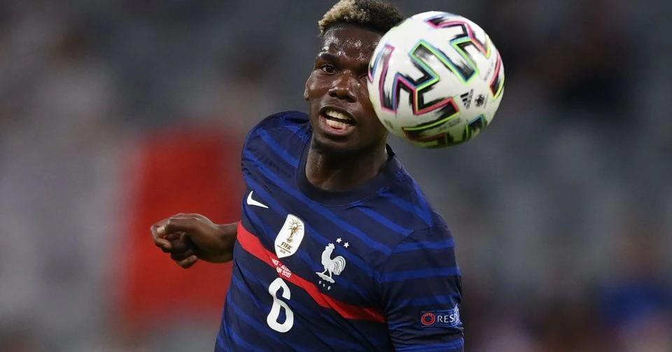 Paul Pogba berhasil selamat dari sebuah hukuman UEFA berkat agamanya, Islam. (foto: Reuters)