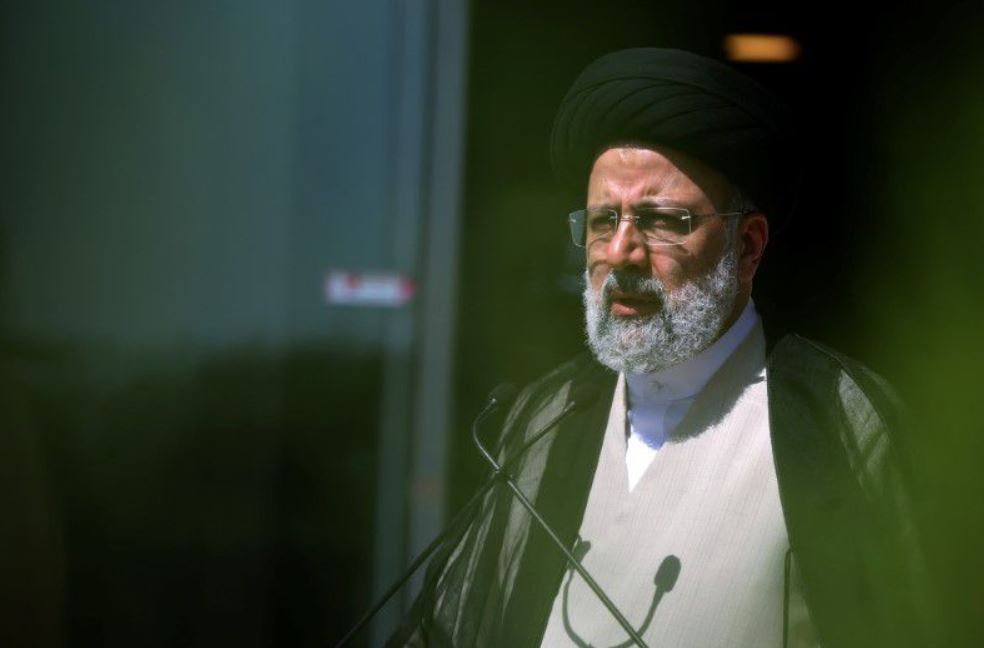 Presiden baru Iran, Ebrahim Raisi. ( Foto: Ayoub Ghaderi/YJC/WANA West Asia News Agency via REUTERS)
