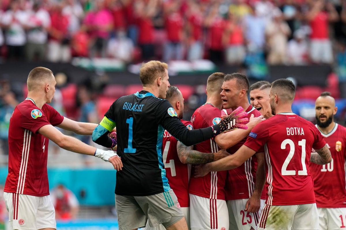 Hungaria vs Prancis 1-1: Kutukan Masih Berlanjut