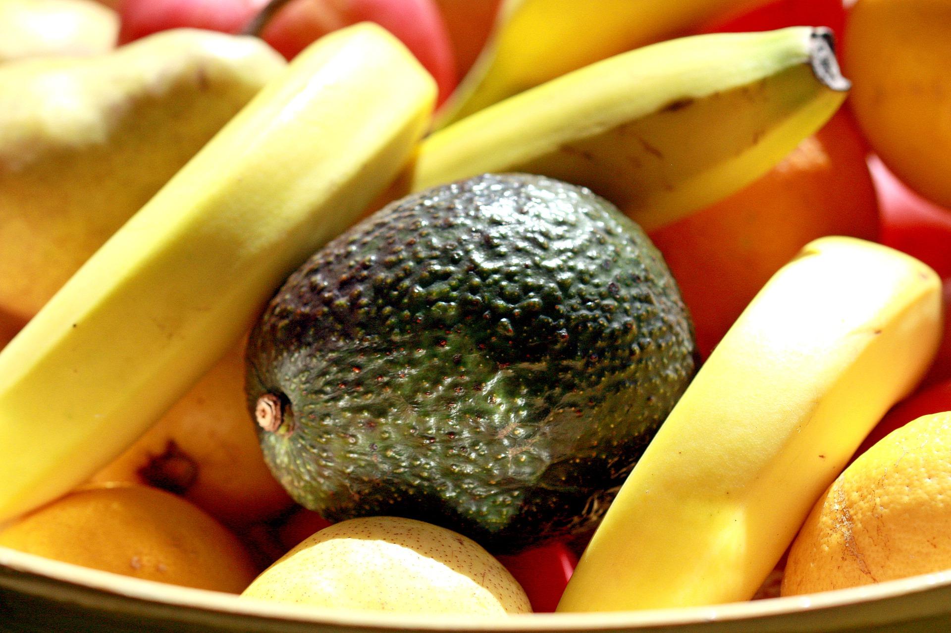 Berikut adalah buah-buahan yang bisa membuat perut buncit kandas. (foto: pixabay)