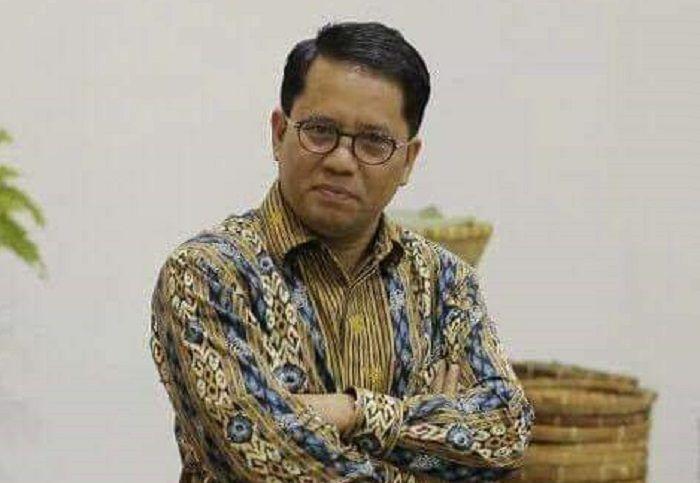Direktur Jendral Bimbingan Masyarakat Islam (Dirjen Bimas Islam) Kementerian Agama RI Kamaruddin Amin. Foto: Facebook Kamaruddin Amin.