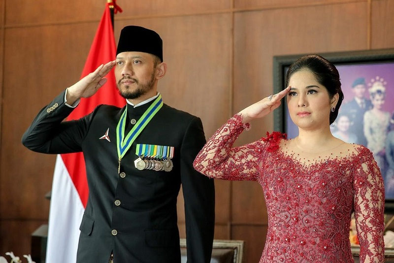 Istri Ketua Umum Partai Demokrat Agus Harimurti Yudhoyono (AHY), Annisa Pohan (foto: instagram Annisa Pohan)