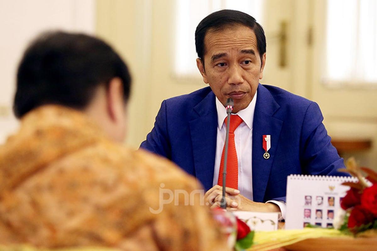 Presiden Joko Widodo alias Jokowi. Foto: Ricardo/JPNN.com/GenPI.co
