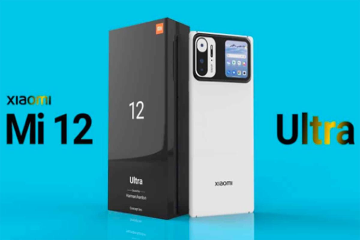 Xiaomi Mi 12 Ultra. Foto: Gizchina