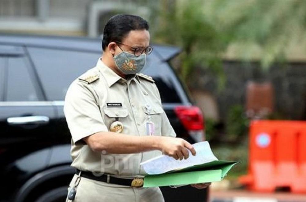 Eks Jubir PSI Bongkar Anies Baswedan Terkait Uang Rakyat Rp 983 M (Foto: JPNN.com/GenPI.co)