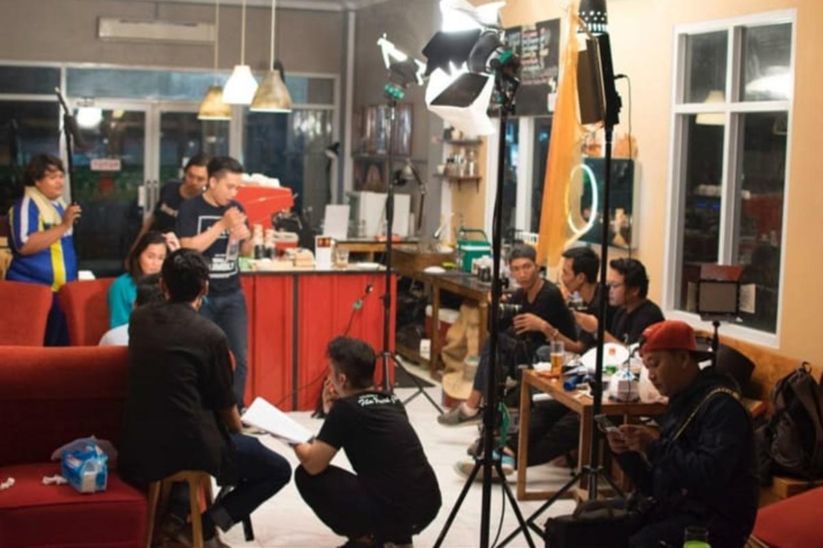 Komunitas Film Pendek Jakarta (foto: Dok FKPJ)