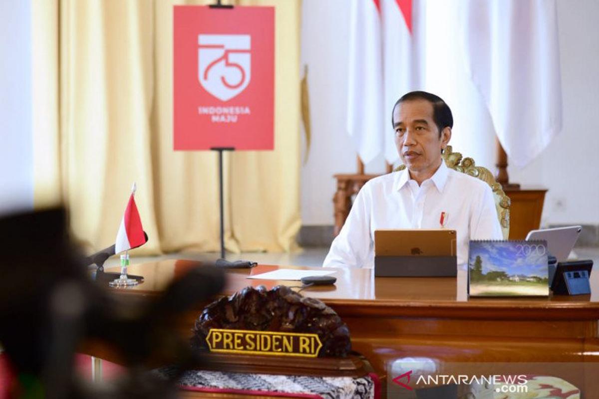 Presiden Joko Widodo alias Jokowi. Foto: Antara