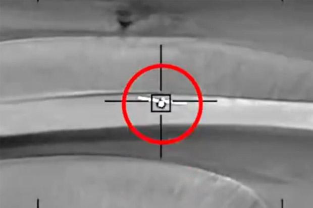 Sistem pertahanan udara Arab Saudi berhasil menghancurkan 17 drone Houthi. Foto/Arab News