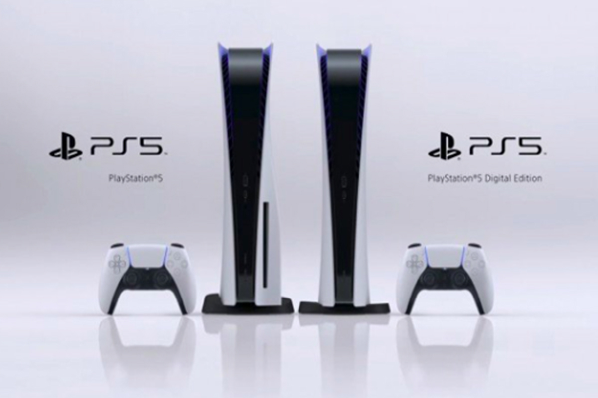 Sony PS5. Foto: Sony