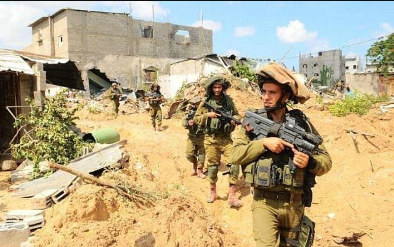 Tentara Israel dalam perang 50 hari dengan Hamas, pada 2014 lalu. (Foto: IDF)