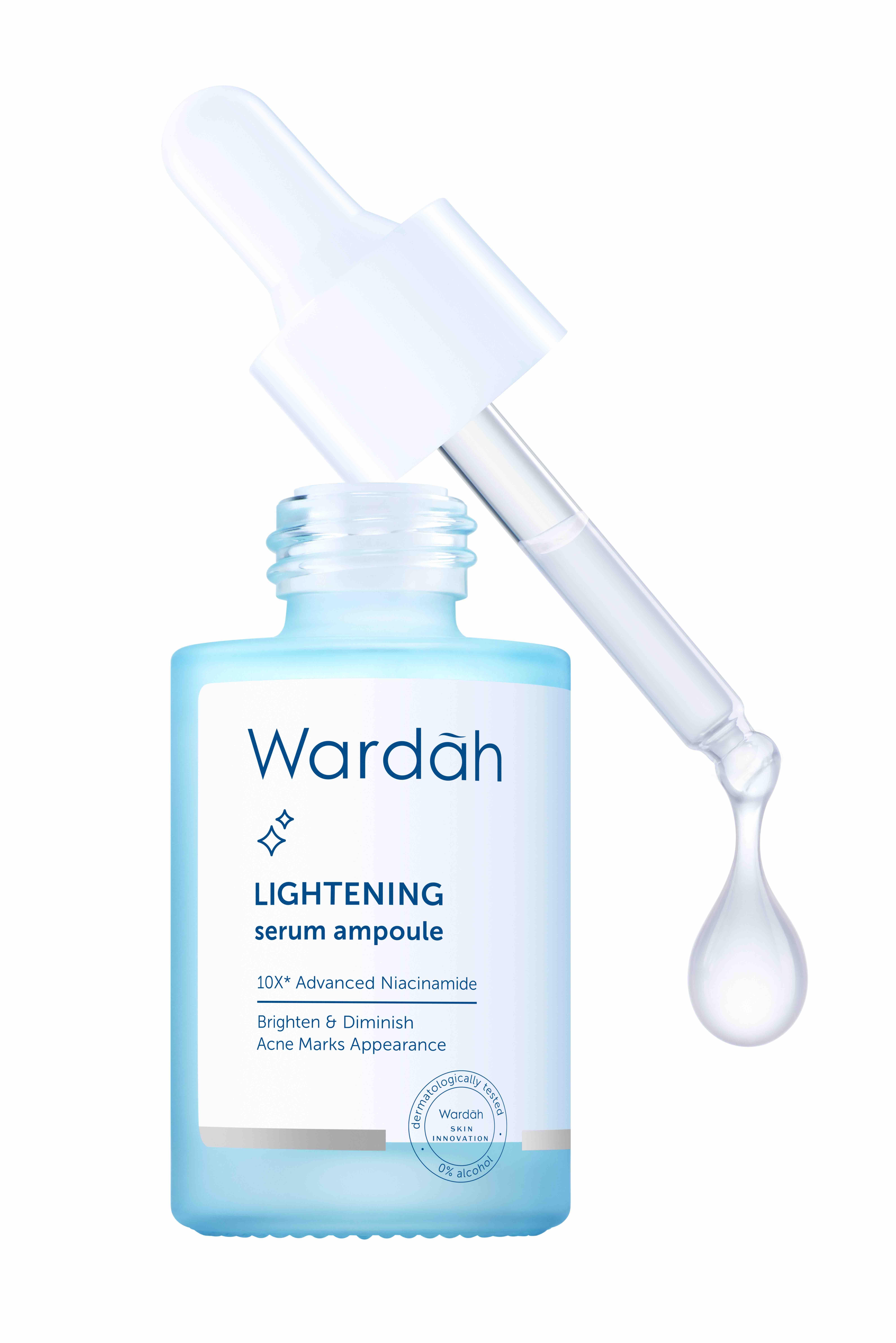 Wardah Lightening Serum Ampoule. Foto: PR Wardah
