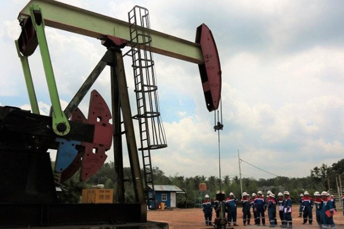 Ilustrasi, kilang minyak Pertamina (foto: Antara)