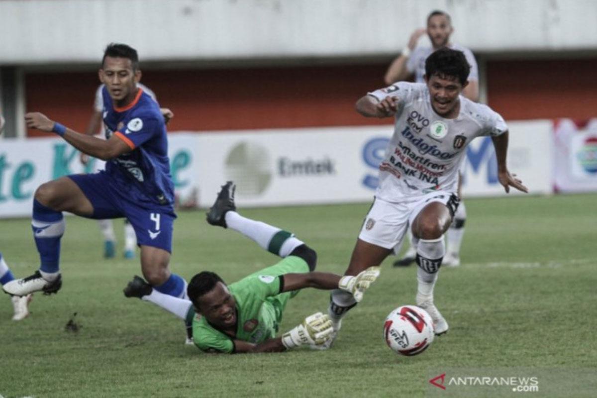 Bali United Dipertemukan Tim Promosi, Waspadai Motivasi Lawan
