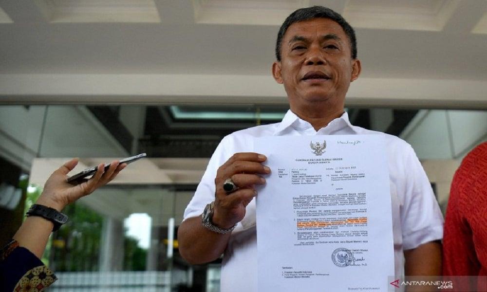 Prasetyo Sindir Anies, Mau Jadi Presiden Bereskan Dulu Jakarta