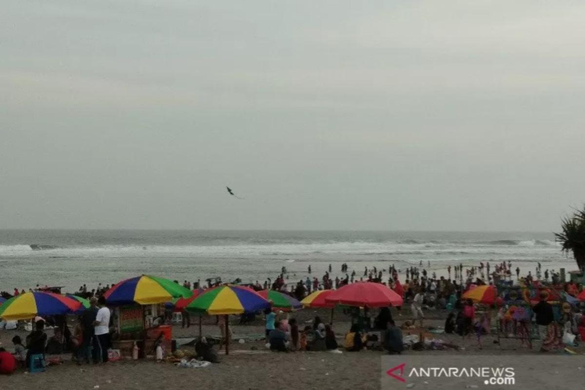Objek wisata Pantai Parangtritis Kabupaten Bantul, DIY.(Foto: Antara/Hery Sidik)