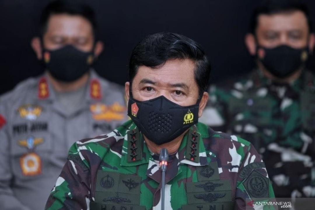 2 Jenderal Pengganti Panglima TNI Marsekal Hadi, Ini Dia Sosoknya
