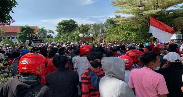 Pengamat Keamanan dari Institute for Security and Strategic Studies (ISESS) Khairul Fahmi menyoroti polemik yang terjadi di Madura. (foto: JPNN)