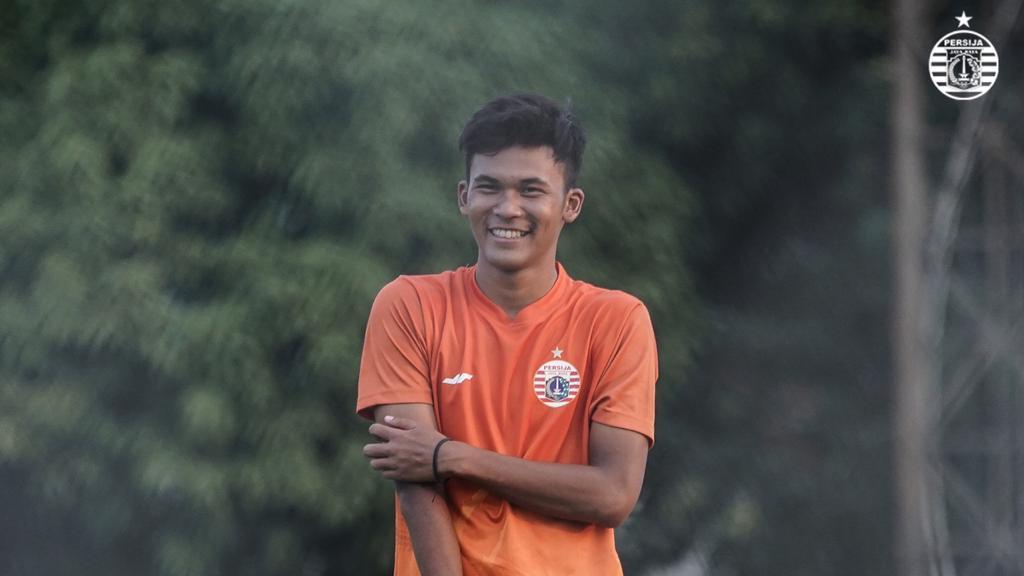 Persija Jakarta akhirnya membongkar alasan melepas pemain muda Sutan Zico ke tim Liga 2 Ahha PS Pati untuk musim 2021 ini. (foto: Persija)