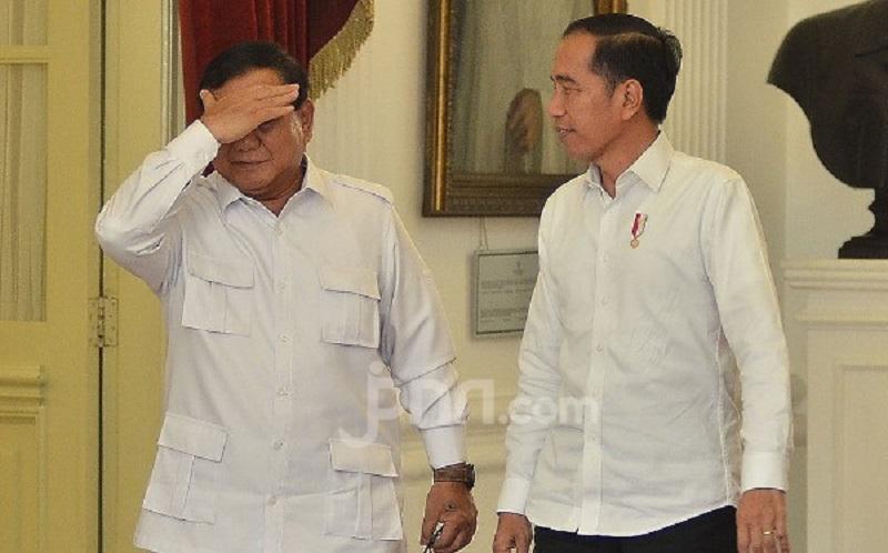 Presiden Joko Widodo (Jokowi) dan Menhan Prabowo (foto: Instagram Jokowi)
