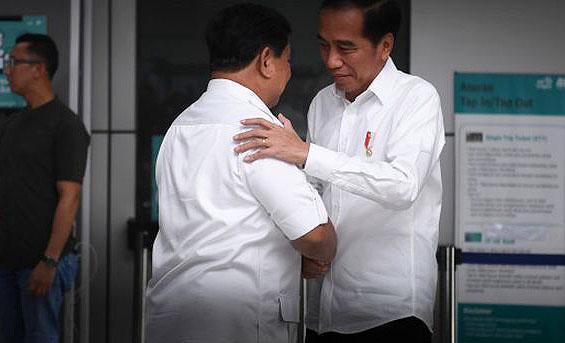 Elektabilitas Jokowi-Prabowo Memang Tinggi, Tapi...
