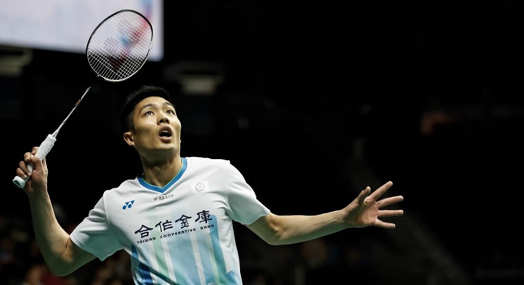 Secara tidak langsung, optimisme Chou Tien Chen meremehkan tunggal putra andalan Indonesia, Anthony Ginting, jelang Olimpiade Tokyo 2020. (foto: bwfbadminton)
