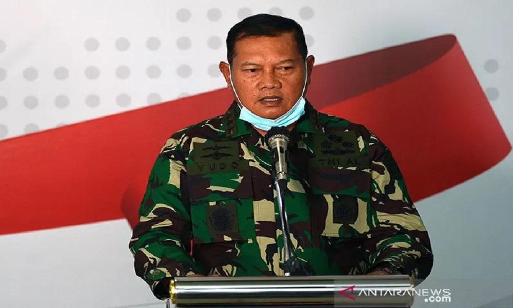 Kepala Staf Angkatan Laut (KSAL) Laksamana TNI Yudo Margono. Foto: Antara