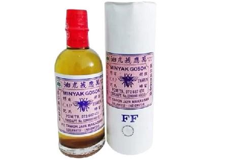 Manfaat Minyak Tawon Tak Bisa Disepelekan, Sungguh Mengejutkan (ilustrasi: Blibli.com)