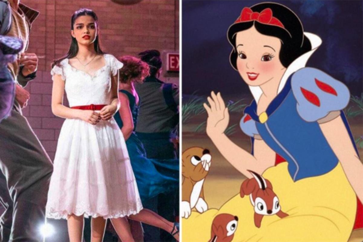 Rachel Zegler sebagai Snow White. Foto: Antara/IMDb