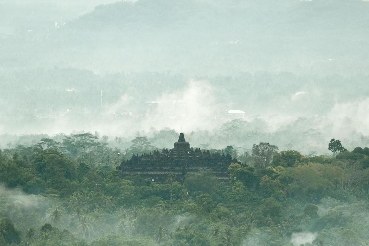 Wisata Hits Jogja, Borobudur Trail of Civilization