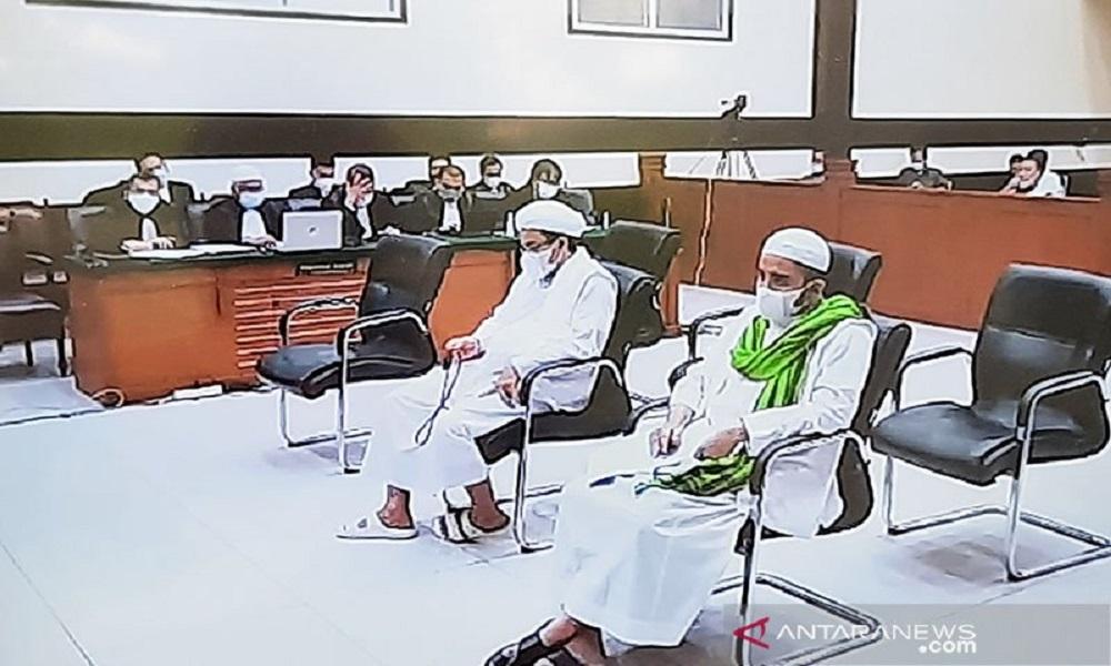 Pernyataan Hakim Mengejutkan, Bilang Habib Rizieq...