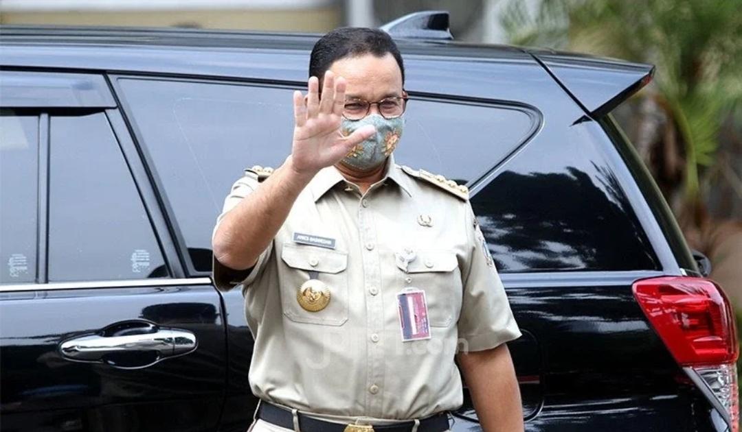 Anak Buah Tito Disebut Jadi Calon Plt Anies Baswedan, Siapa Dia?