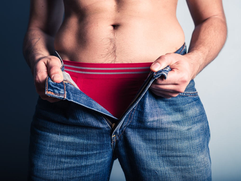 ilustrasi celana dalam pria. foto: shutterstock