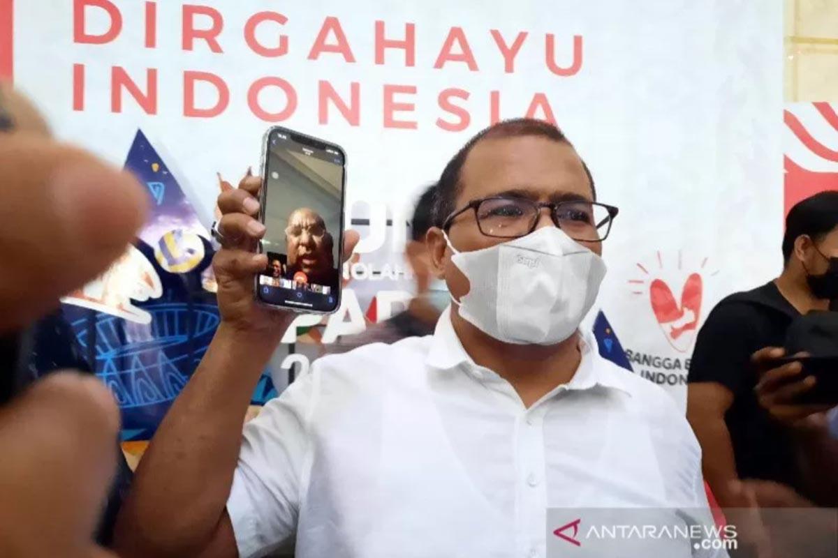 Gubernur Papua Bakal Mengadu ke Presiden Jokowi, Ada Apa?