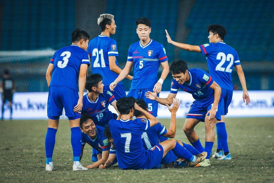 Mari mengenal Taiwan, calon korban dari Timnas Indonesia di ajang kualifikasi Piala Asia 2023 mendatang. (foto: instagram.com/ctfa.football)