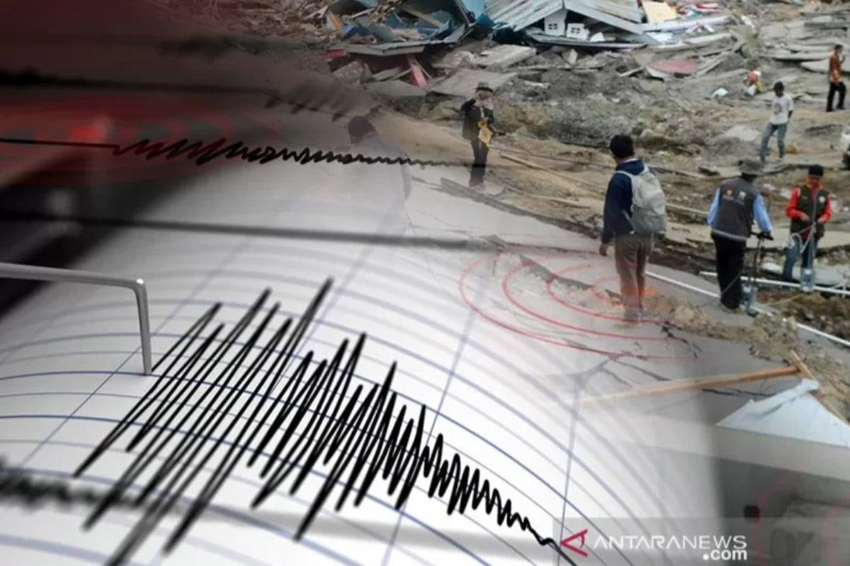 Yogyakarta Digoyang Gempa, Pusatnya dari Pacitan Magnitudo 5,2