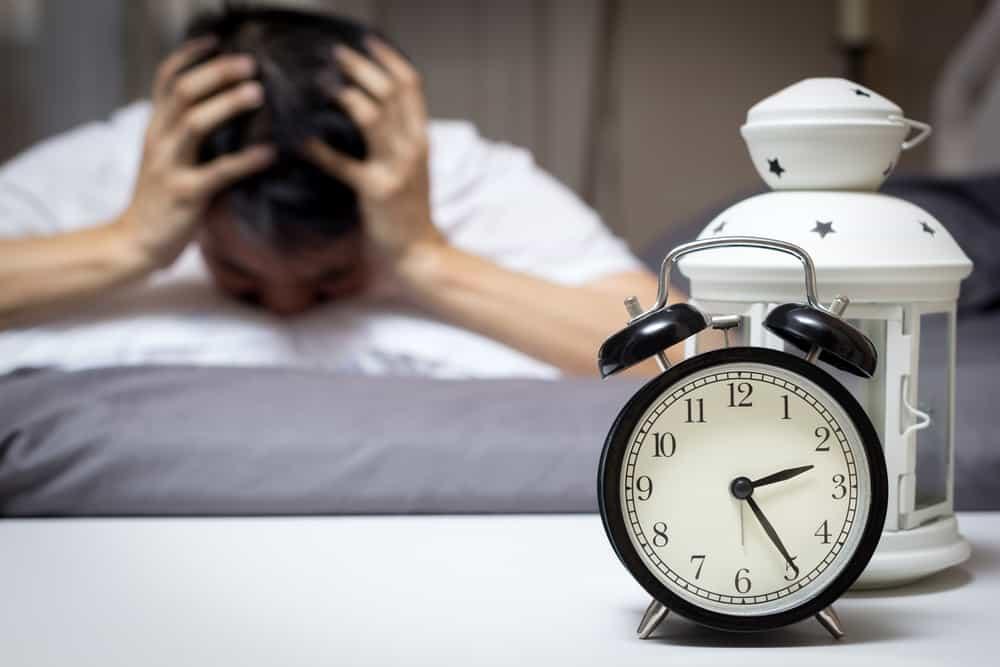 Mengenal Coronasomnia, Gangguan Tidur Pasien Covid-19