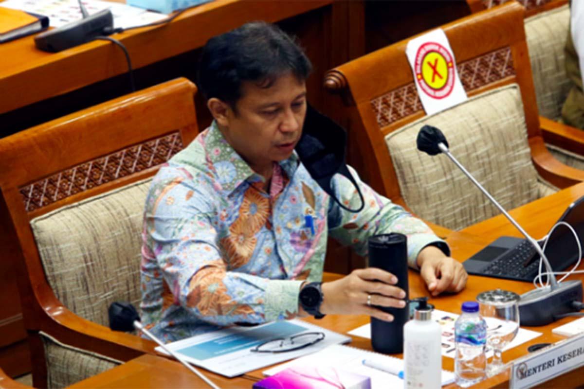 Menteri Kesehatan Budi Gunadi Sadikin. Foto: Ricardo/JPNN.com/GenPI.co