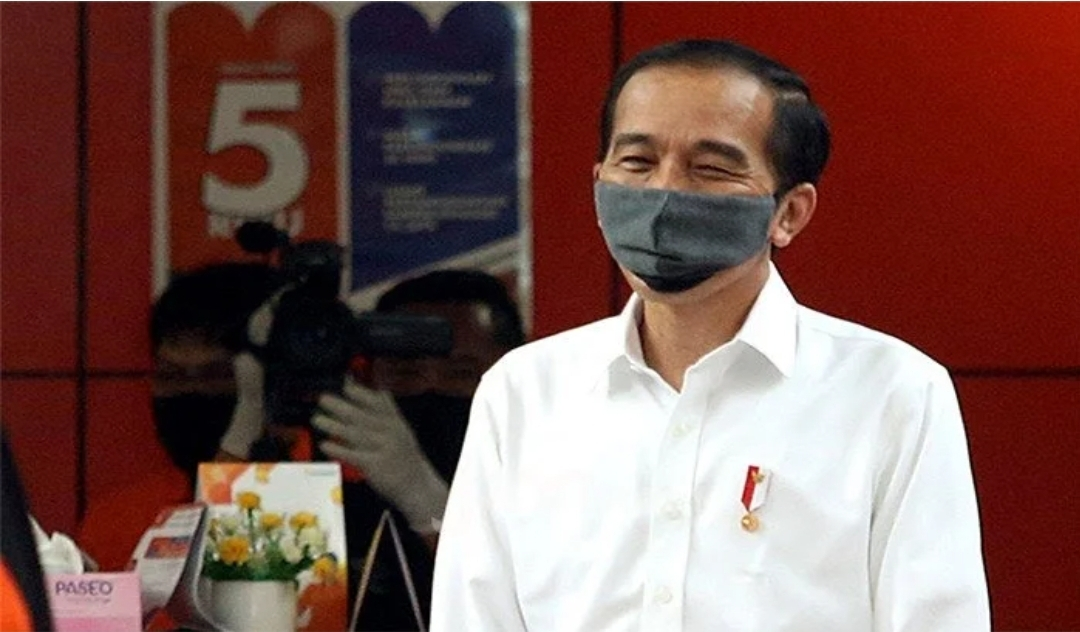 Mendadak Puan Maharani Wanti-wanti Pemerintah Jokowi: Awas... - Presiden Jokowi. Foto: JPNN.com/GenPI.co