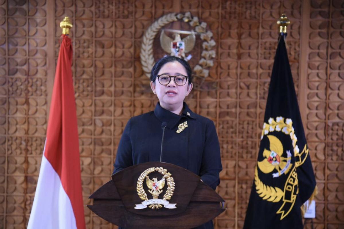 Ketua DPR RI, Puan Maharani. Foto: Dok. DPR