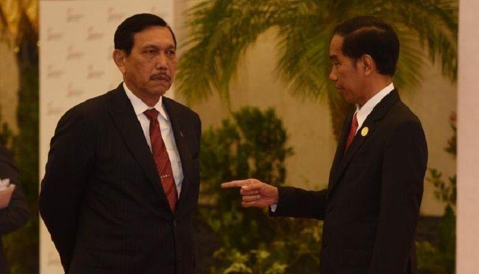 4 Anak Buah Jokowi Disikat, IPO Beber Ucapan Kontroversial