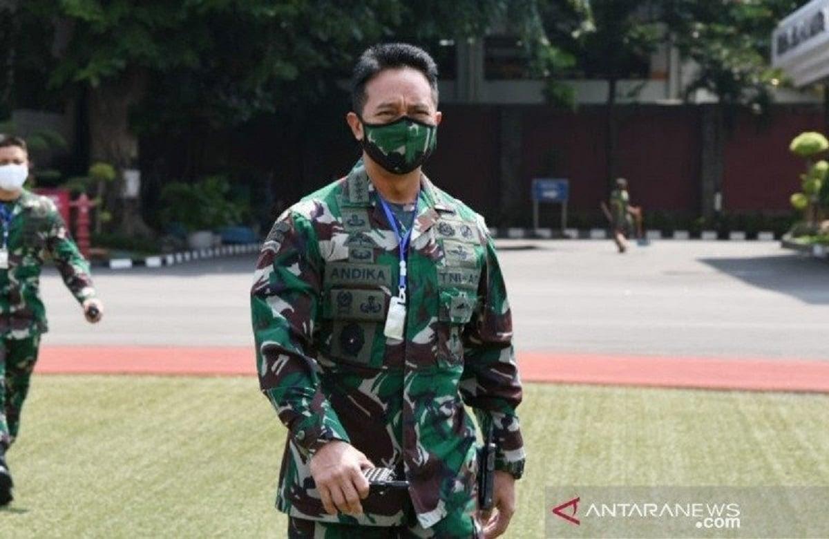 Mendadak Jenderal TNI Andika Perkasa Minta Maaf