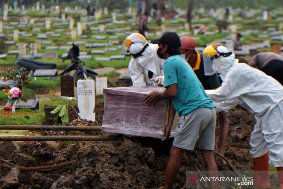 Satgas Covid-19: Juli Ini Kematian Terbanyak Selama Pandemi