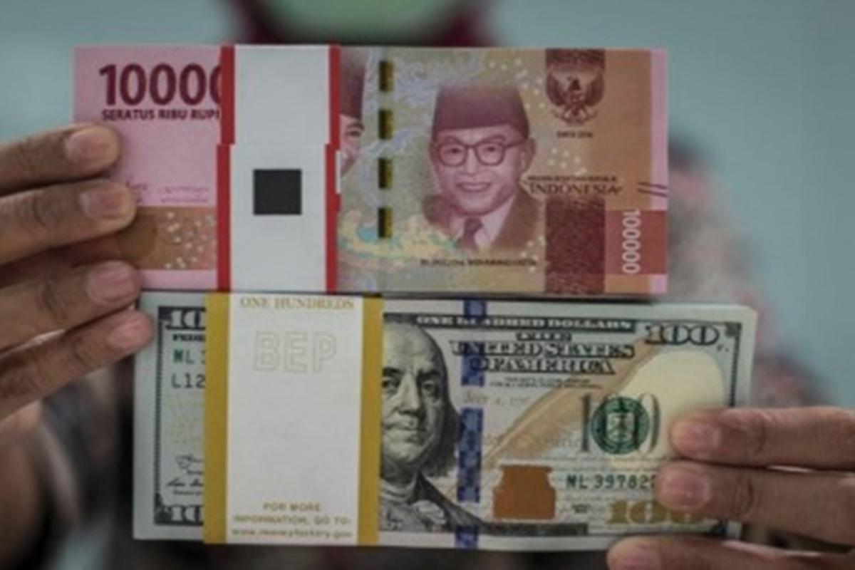 Rupiah/Dolar AS Melemah, Virus Corona Delta Masih Menghantui