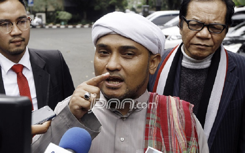 Babak Baru Kasus Munarman, Novel Bamukmin Seret Polda Sumut