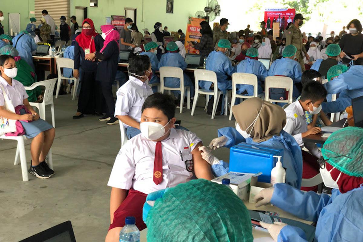 Terungkap! Ini 2 Tantangan Utama Vaksinasi Covid-19 untuk Anak